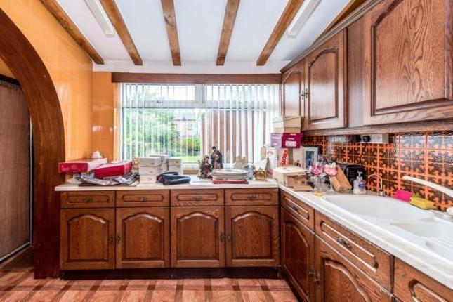 Kitchen of Stuart Road, Crosby, Liverpool, Merseyside L23