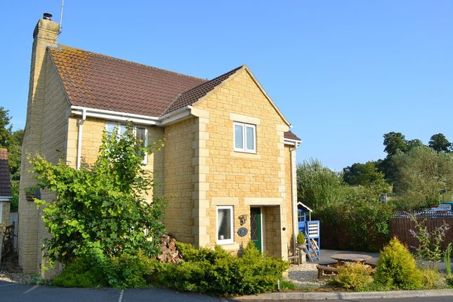 Thumbnail Detached house to rent in East Coker, Yeovil, Somerset