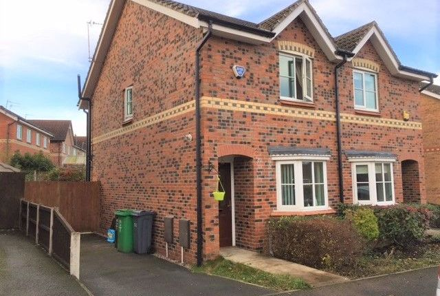 2 bed semi-detached house for sale in Carsdale Road, Manchester M22