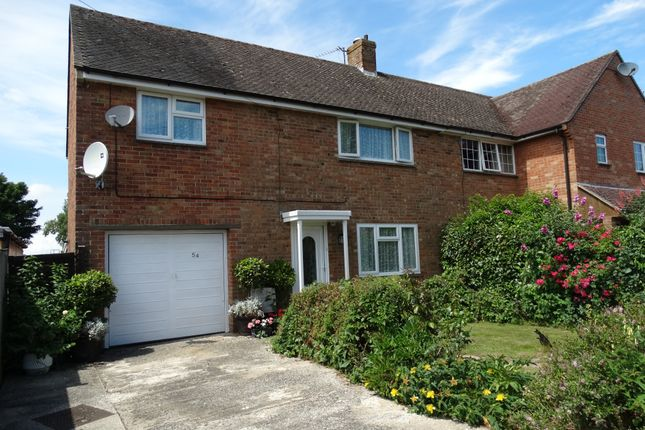 Thumbnail Semi-detached house for sale in Highview Road, Eastergate, Chichester