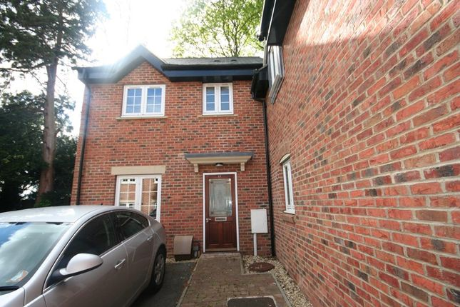 Thumbnail End terrace house to rent in High Street, Brackley