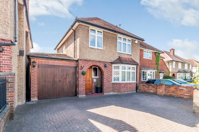 Thumbnail Detached house for sale in Firfield Road, Addlestone