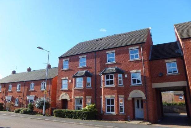 Thumbnail Property to rent in Whitehouse Drive, Lichfield