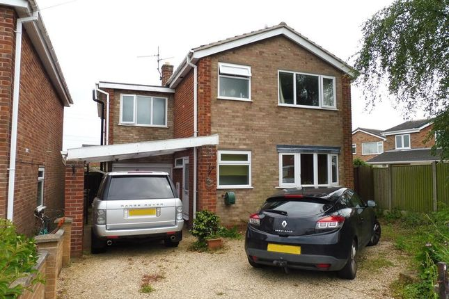 Thumbnail Property to rent in Reedings Road, Barrowby, Grantham