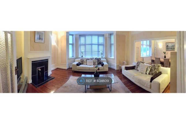 Thumbnail Flat to rent in Ross Court, London