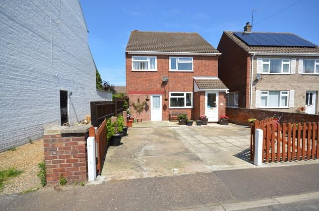 Thumbnail Detached house for sale in Cromer, Norfolk