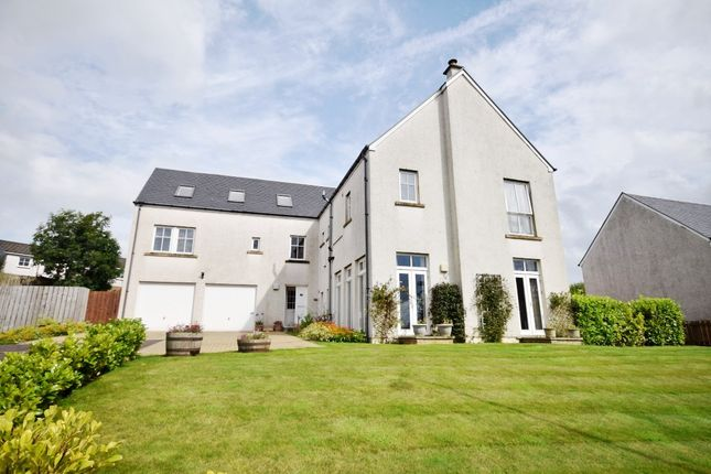 Thumbnail Detached house for sale in Hunterlees Gardens, Strathaven