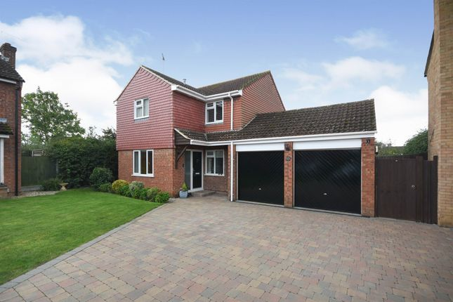 Thumbnail Detached house for sale in Havisham Way, Newlands Springs, Chelmsford