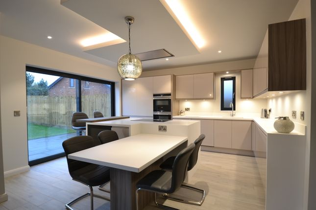 Thumbnail Detached house for sale in Oak Meadow, Hall Moss Lane, Bramhall, Stockport