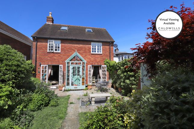 Thumbnail Detached house for sale in Cannon Street, Lymington, Hampshire