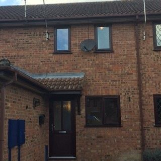 2 bed town house to rent in Nutwood Close, Norwich NR8