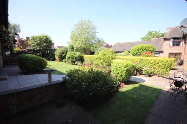 Flat for sale in Rectory Close, Nantwich