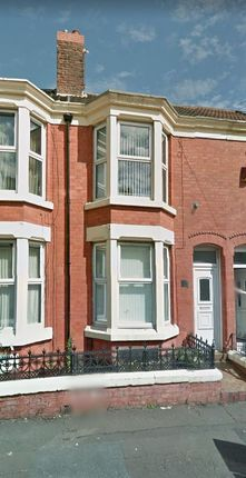 Thumbnail Shared accommodation to rent in Empress Road, Kensington, Liverpool