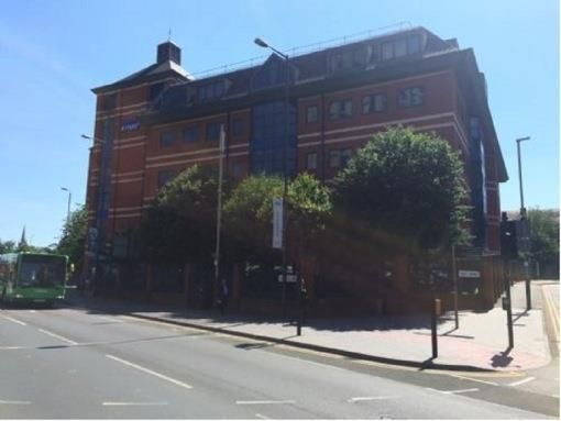 Thumbnail Office to let in Peat House, 1, Waterloo Way, Leicester