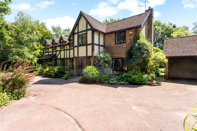 Thumbnail Detached house for sale in Beaconsfield Road, Chelwood Gate, Haywards Heath, West Sussex