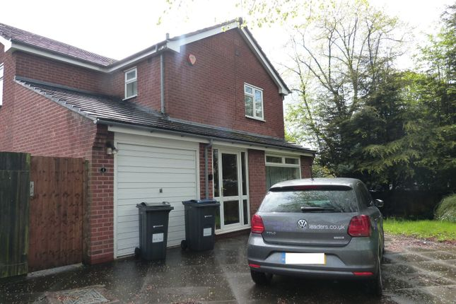 Thumbnail Detached house to rent in Abbotts Road, Erdington, Birmingham