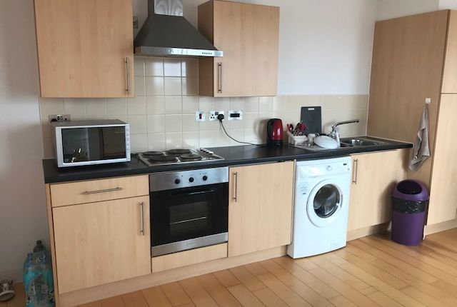 Thumbnail Flat to rent in Navigatioon Street, Leicester