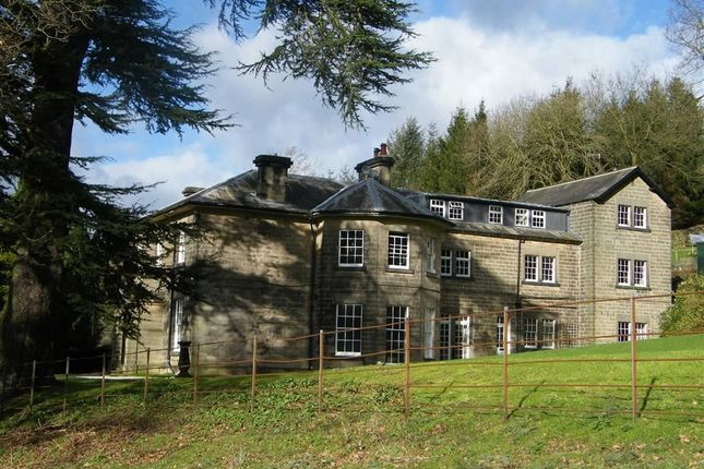 Thumbnail Flat for sale in Apartment, 4, Tansley Wood House, Matlock, Derbyshire