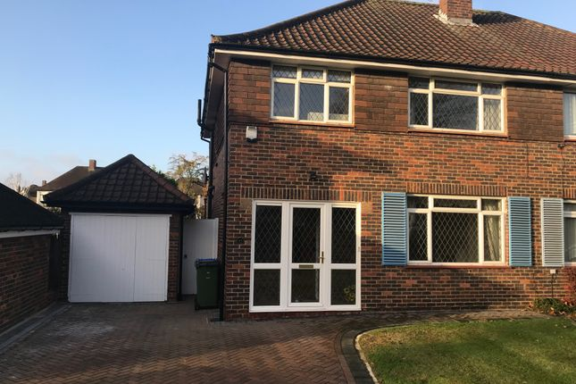 Thumbnail Semi-detached house to rent in Fairoak Drive, Eltham Heights