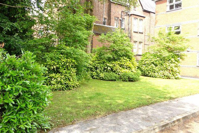 Rear Garden of 40A, Demesne Road, Whalley Range, Manchester. M16