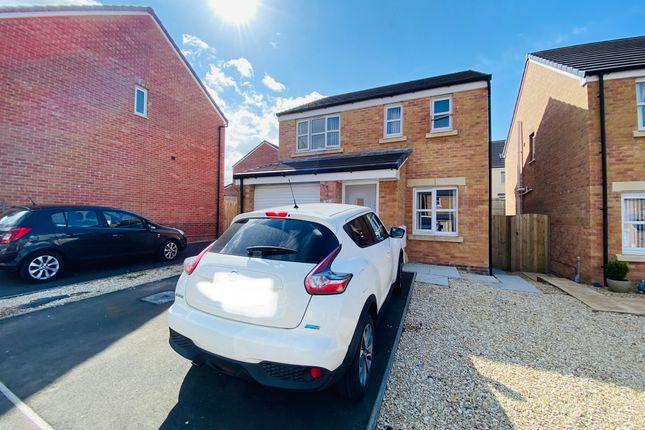 Thumbnail Detached house for sale in Dan Y Cwarre, Llanelli