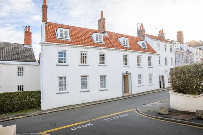 1 bed flat for sale in 58 Hauteville, St. Peter Port, Guernsey GY1
