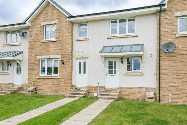Thumbnail Terraced house for sale in South Chesters Park, Bonnyrigg
