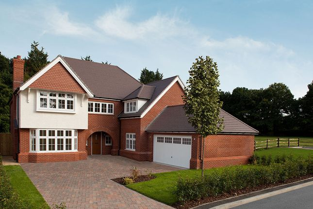 "Thumbnail Detached house for sale in ""Sandringham"" at Woolton Road, Woolton, Liverpool"