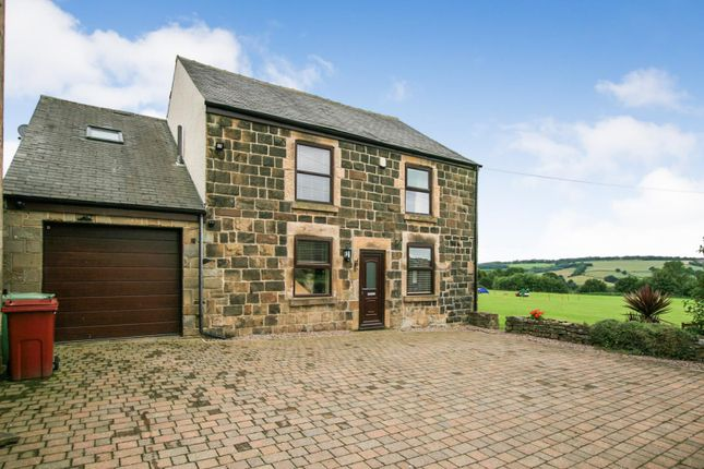 4 bed detached house for sale in The Cottage, Hundall Lane, Hundall, Derbyshire S18