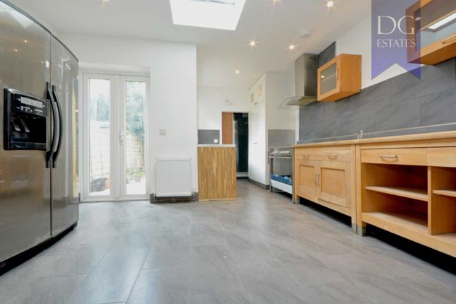 Thumbnail Terraced house to rent in Morley Avenue, Noel Park