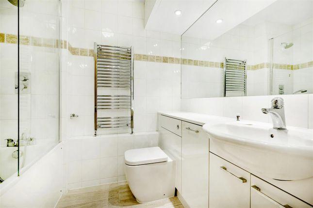 Bathroom of Vestry Court, 5 Monck Street, Westminster, London SW1P