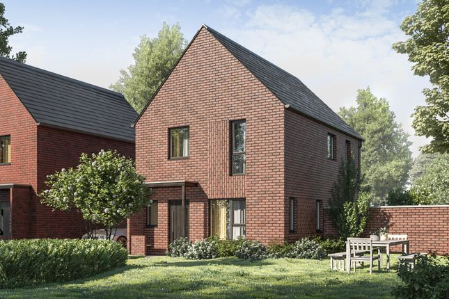 Thumbnail Detached house for sale in Vicarage Road, Wednesfield, Wolverhampton