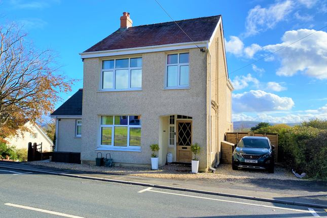 Detached house for sale in Saron Road, Saron, Ammanford