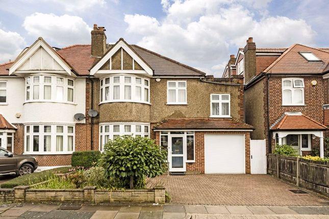 Thumbnail Semi-detached house to rent in Preston Close, Twickenham