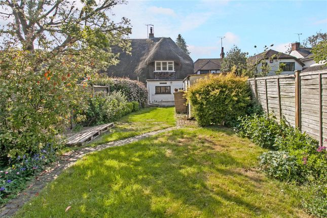 2 bed semi-detached house for sale in High Street, Monxton, Andover, Hampshire