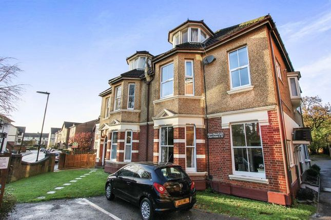 Thumbnail Flat to rent in Court Road, Shirley, Southampton