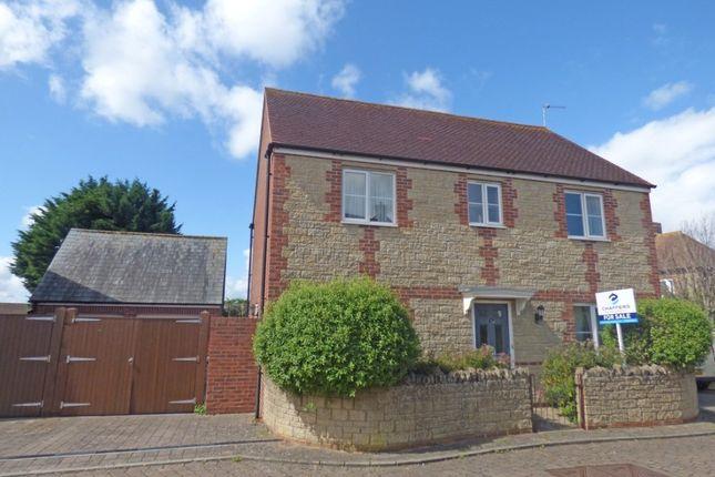 Thumbnail Detached house for sale in Coles Close, Wincanton