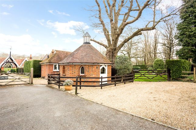 Thumbnail Detached house for sale in Home Farm, Redhill Road, Cobham, Surrey