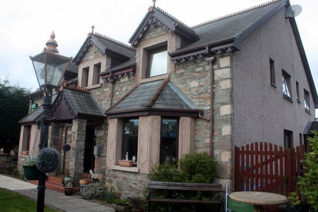Thumbnail Detached house for sale in 2A Bruce Gardens, Inverness