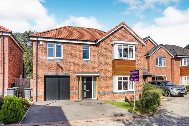 Thumbnail 4 bed detached house for sale in Royal Avenue, York