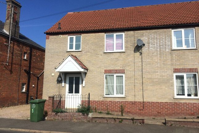 Semi-detached house to rent in Downham Road, Outwell, Wisbech
