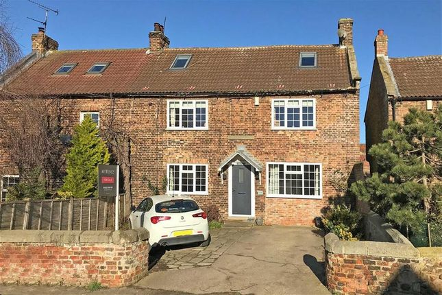 Thumbnail Terraced house for sale in Moor Lane, Arkendale, North Yorkshire