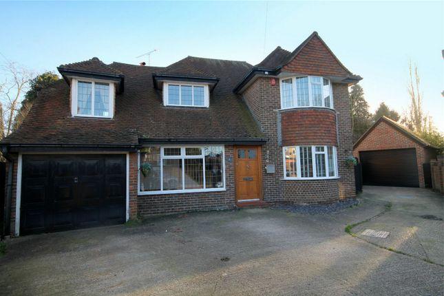 Thumbnail Detached house for sale in Ashview Close, Ashford, Surrey