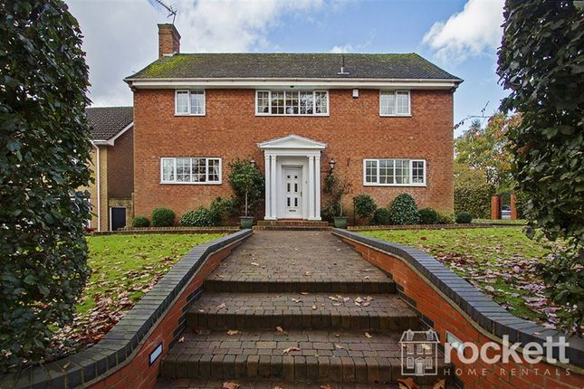 Thumbnail Detached house to rent in Harrowby Drive, Newcastle-Under-Lyme