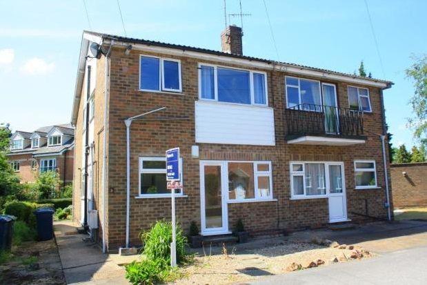 Thumbnail Maisonette to rent in Radcliffe Road, West Bridgford, Nottingham