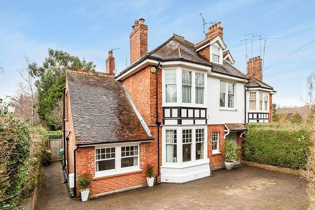 Thumbnail Semi-detached house for sale in Montacute Road, Tunbridge Wells