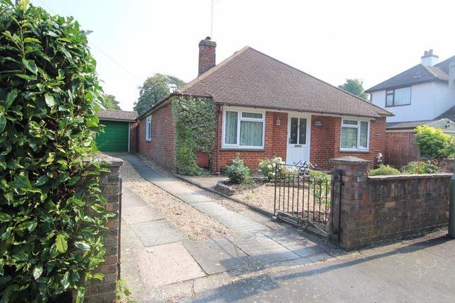 Thumbnail Bungalow to rent in Grovefields Avenue, Frimley