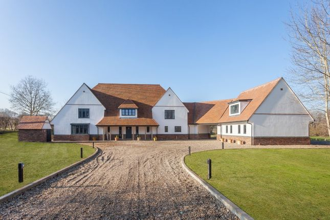 Thumbnail Detached house for sale in Broad Lane, Swannington, Norwich