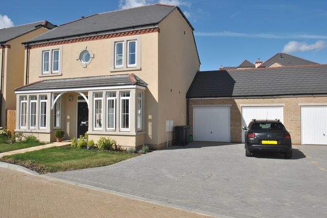 Thumbnail Detached house for sale in Helena Crescent, Hitchin