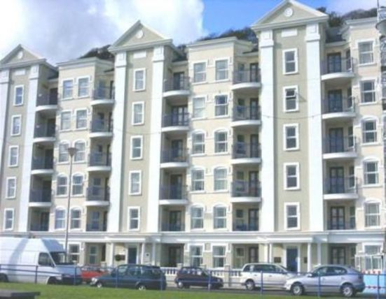 Thumbnail Flat to rent in Millennium Court, Queens Promenade, Douglas
